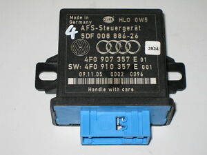 AUDI-A6-Q7-A3-A8-lumineux-loin-reglementation-APPAREIL-DE-COMMANDE-AFS
