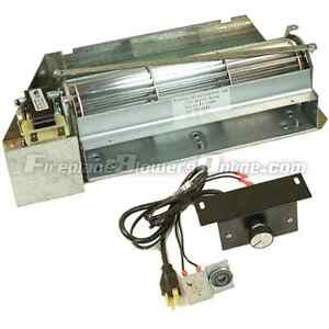 fbk 250 fireplace blower fan kit for lennox superior gas