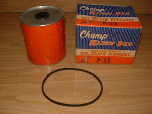 51-52-53-54-55-56-57-58-59-English-Ford-Consul-4-Cylinder-New-Oil-Filter