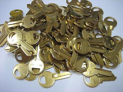 Key Blanks for Locksmith / 50  Master M 1 Key Blanks / Made by Ilco