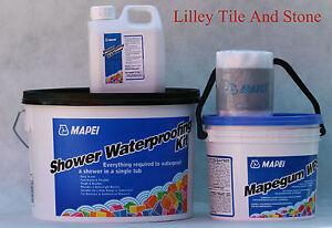 Mapei Wet Room