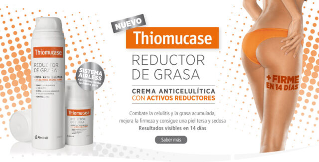NEW 2012 PACK THIOMUCASE ANTI-CELLULITE LOOSE FAT 250ml