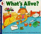 What's Alive? by Kathleen Weidner Zoehfeld (Hardback, 1996)