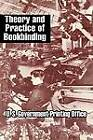 Theory and Practice of Bookbinding by U S Government Printing Office (Paperback / softback, 2003)