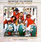 Music From the World - Uruguay - Candombe Drums (2009)