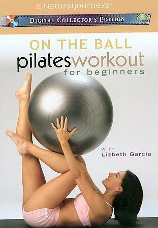 - ON THE BALL PILATES WORKOUT FOR BEGINNERS [DVD] ALL REGIONS [NOW $29.75]