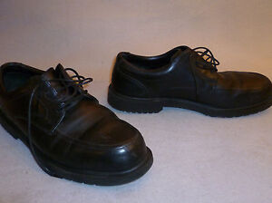 Red-Wing-6612-Steel-Toe-Leather-Oxford-Work-Utility-Service-Shoe-Mens-13D-USA