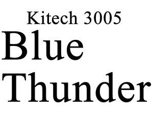 Kitech-3005-1-32-Blue-Thunder-El-Trueno-Azul-Tonnerre-de-feu-Helicopter