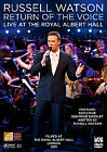 Russell Watson - Return Of The Voice - Live From the Royal Albert Hall (DVD, 2011)