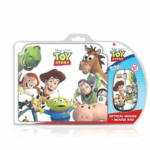 DISNEY-Toy-Story-Gift-Pack-Includes-Optical-Mouse-and-Mouse-Mat