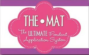The-HOME-MAT-Ultimate-Fondant-Application-System-22-x-22-034-NEW-cake-decorating