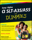 Sony Alpha Slt-a35/a55 For Dummies by Robert Correll (Paperback, 2012)