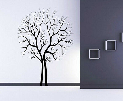 Amazing Tree - Large Wall Sticker Decal! Looks Like Real! FREE P&P 110cm x 150cm