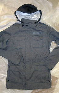 Nike-Women-s-Tech-Pack-Collection-TP-M-65-Military-Style-Jacket-Sz-L-Gray