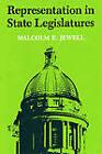 Representation in State Legislatures by Malcolm E. Jewell (Hardback, 1982)