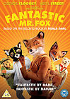The Fantastic Mr Fox (DVD, 2012)