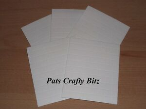 5-Sheets-Foam-Pads-Large-Square-12mm-x-12mm-x-2mm