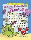 First Word Search: Phonics, Phonics, Phonics! by Sterling Publishing Co Inc(Paperback / softback)