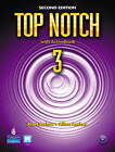 Top Notch 3 with ActiveBook: 3 by Joan M. Saslow, Allen Ascher (Mixed media product, 2011)