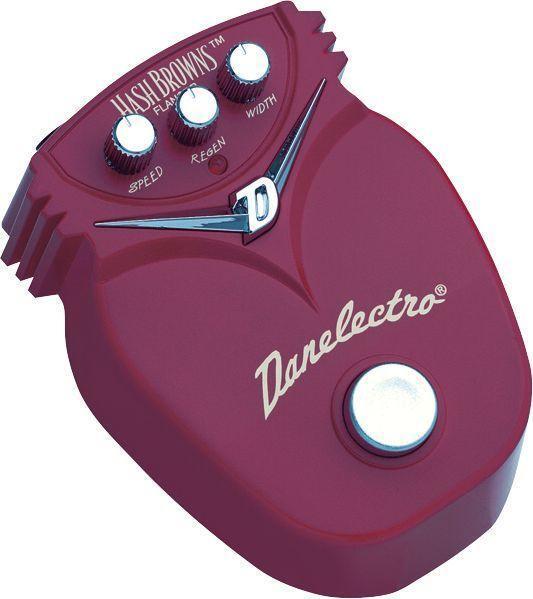 danelectro hash browns flanger guitar effect pedal for sale online ebay. Black Bedroom Furniture Sets. Home Design Ideas