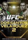UFC 155 - Dos Santos Vs Velasuez 2 (DVD, 2013, 2-Disc Set)