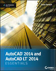 AutoCAD 2014 Essentials: Autodesk Official Press by Scott Onstott (Paperback, 2013)