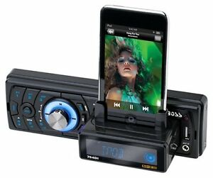 BOSS-754DI-In-Dash-iPod-USB-MP3-Player-Car-Stereo-Aux