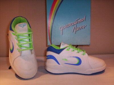 zapatillas zapatillas Blue Storm niño niño zapatos deportivos blancas 22 26