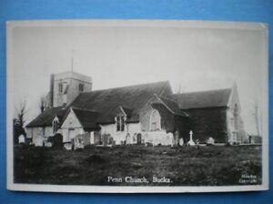 POSTCARD-RP-BUCKINGHAMSHIRE-PENN-CHURCH
