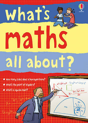 What's Maths All About? (Narrative Non Fiction) by Various, Good Book (Paperback