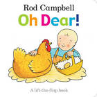 Oh Dear! by Rod Campbell (Board book, 2012)