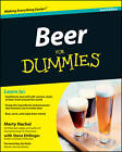 Beer for Dummies, 2nd Edition by Marty Nachel (Paperback, 2011)
