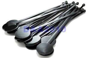 25pcs-Plastic-black-disk-Cocktail-Drink-Stirrers-Swizzle-Sticks-stir-Bar-mix-7