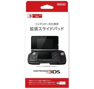 NINTENDO-OFFICIAL-3DS-EXPANSION-SLIDE-PAD-CIRCLE-PRO-ATTACHMENT-NEW-IN-BOX