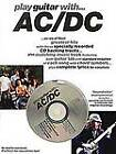 Play Guitar with AC/DC by Music Sales Corporation (Paperback, 1999)