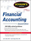 Schaum's Outline of Financial Accounting by Dr. Jae K. Shim, Joel G. Siegel (Paperback, 2011)