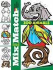 Mix and Match Zoo Animals by Stephanie Laberis (Paperback, 2012)