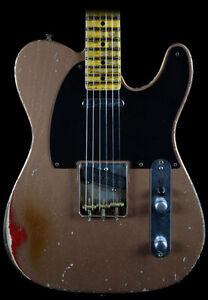 Fender-John-Cruz-1956-Telecaster-Heavy-Relic-Copper-Over-Dakota-Red