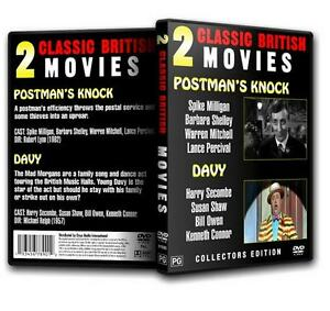 POSTMANS-KNOCK-Spike-Milligan-Barbara-Shelley-1962-2for1-DVD