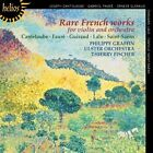 Rare French Works for Violin and Orchestra (2011)