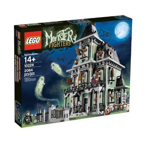 LEGO ® 10228 mostro Fighter CASA FANTASMI NUOVO OVP _ Haunted House NEW MISB NRFB