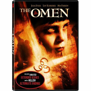 The-Omen-DVD-2006-Full-Frame-Liev-Scrheiber-Julia-Stiles