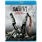 Saw VI (Blu-ray Disc, 2010, 2-Disc Set, WS Unrated)