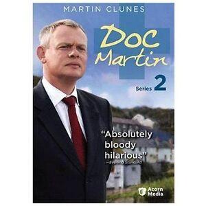 DVD Doc Martin Series 2 Martin Clunes 3 Disc