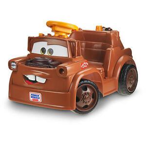Power-Wheels-Fisher-Price-Ride-On-Disney-Pixar-Cars-2-Lil-Mater-zTM