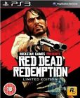 Red Dead Redemption -- Limited Edition (Sony PlayStation 3, 2010)