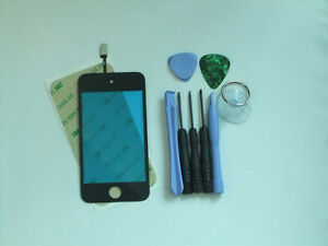 BLACK-Glass-Touch-Screen-Digitizer-Replacement-for-iPod-Touch-4-4th-tools