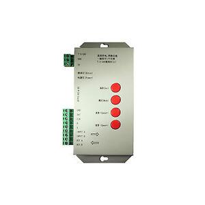 Configurable-SPI-amp-DMX-RGB-LED-Controller-SD-Card-WS2801-WS2803-LP6803-DMX512-US