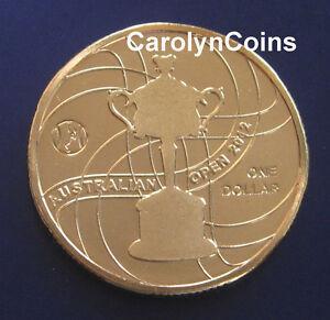1-Australian-Open-2012-Official-Australian-Open-Women-039-s-Trophy-One-Dollar-Coin