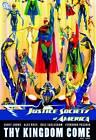 Jsa TP Vol 04 Thy Kingdom Come Part 3 by Geoff Johns, Alex Ross (Paperback, 2010)
